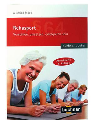 Rehasport Pocketbuch 6 Auflage von Winfried Möck - aktuelle Ausgabe Rehasportbuch
