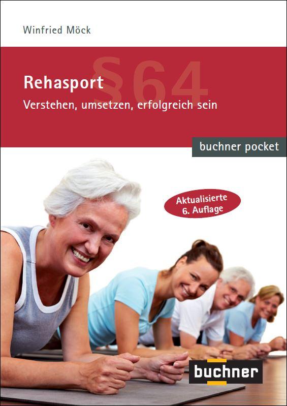 Rehasport Bücher - Rehasport Pocketbuch von Winfried Möck